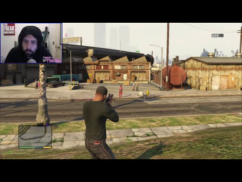 FRANKLIN Y LAS PROSTITUTAS - GTA V Historia #20