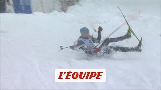 Biathlon - CM : Des chutes en pagaille