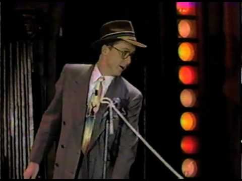 Harry Anderson HBO Comedians Reunion Special