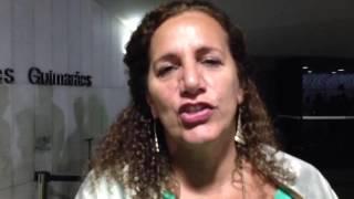 """Jandira Feghali: """"A PEC 241 é a PEC dos mais ricos"""""""