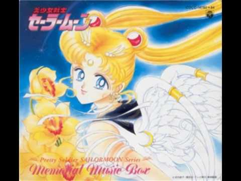 Best Of Sailor Moon Soundtrack - Star Power Make Up!
