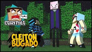 Minecraft: Caspitola 2 #16 - CLEITON É VOCÊ ?