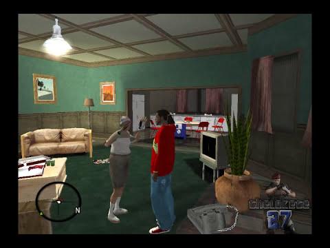 GTA San Andreas: El Viaje de Filemón - Loquendo