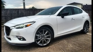 2018 Mazda 3 s Grand Touring Review | The Best of the Compacts?