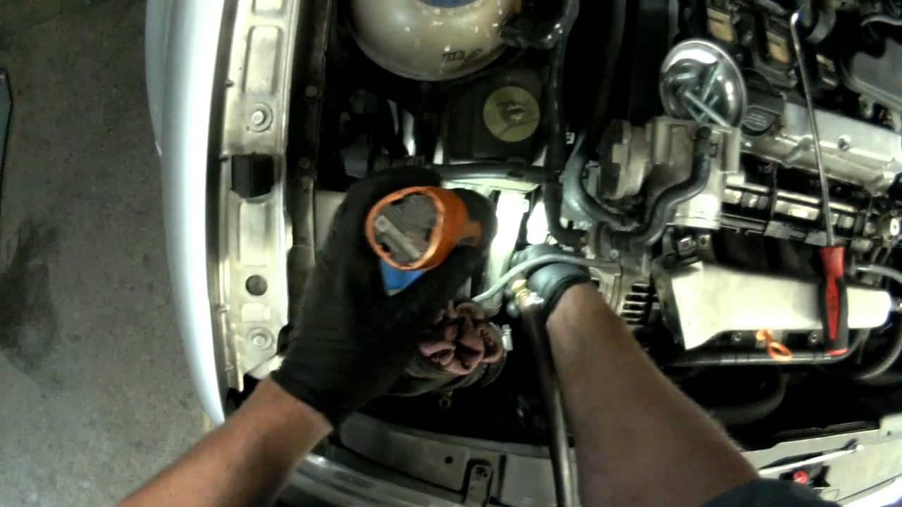 62 vw beetle wiring diagram    vw    a4 jetta 1 8t alternator removal youtube     vw    a4 jetta 1 8t alternator removal youtube