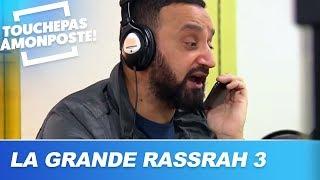 La Grande Rassrah 3 : Cyril Hanouna en réparateur d'ascenseur complètement fou