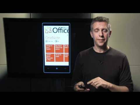 0 Office Mobile on Windows Phone 7