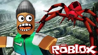 SCARIEST ROBLOX GAME EVER! | Roblox Maze Runner