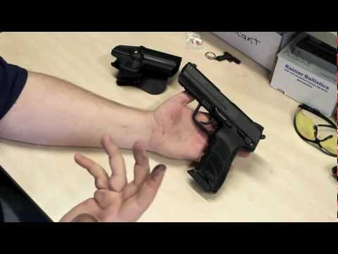 HK45 Review - The Best Polymer Frame 45ACP Pistol