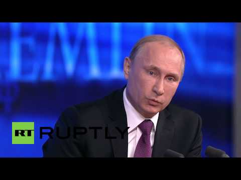 Russia: 'Poroshenko and I want peace, others don't' - Putin