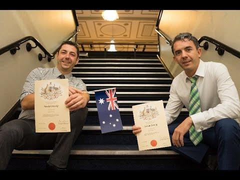 Australian Citizenship Ceremony