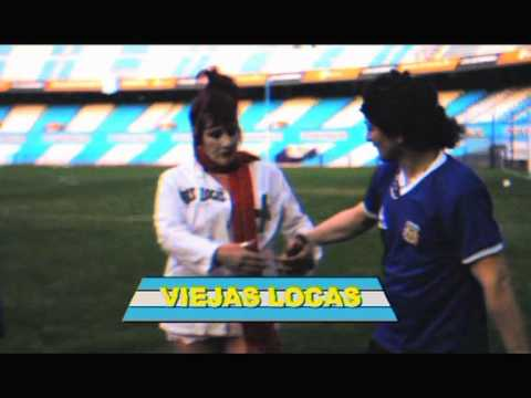 Video: VIEJAS LOCAS VS INGLATERRA (ESTADIO RACING 14 DE JULIO DE 1986) 480x360 px - VideoPotato.com