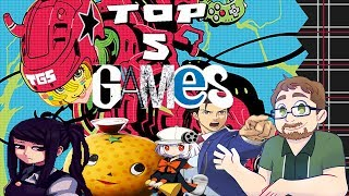 My Top 5 Games from the 2018 Tokyo Game Show