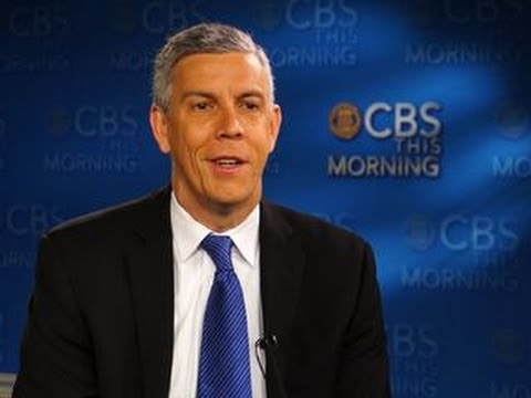 Arne Duncan on student loan debt, Starbucks-ASU partnership