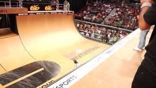 Dew Tour - Shaun White Dominates Skate Vert Finals - Portland 2010