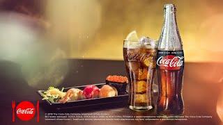 Додай улюбленим стравам освіжаючого смаку Coca-Cola