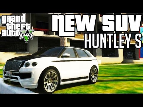 GTA 5 High Life DLC New Cars - SUV Enus Huntley S $195.000