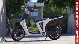 15 ELECTRIC SCOOTERS AND SMART MOPEDS AVAILABLE IN 2018