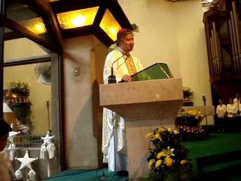 EDSA@20 Fr. Soc homily