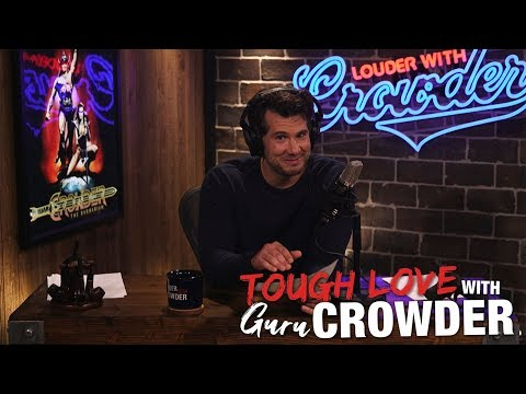 "TOUGH LOVE: ""Dear Crowder, I Told My Girlfriend Her Boobs Were Small…"" thumbnail"