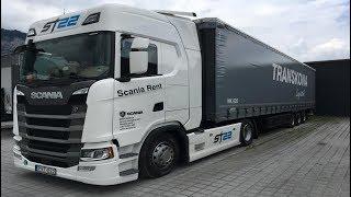 ST22 - Scania S450