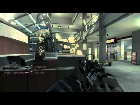 Xxx Kamikaze28 - Mw3 Game Clip video