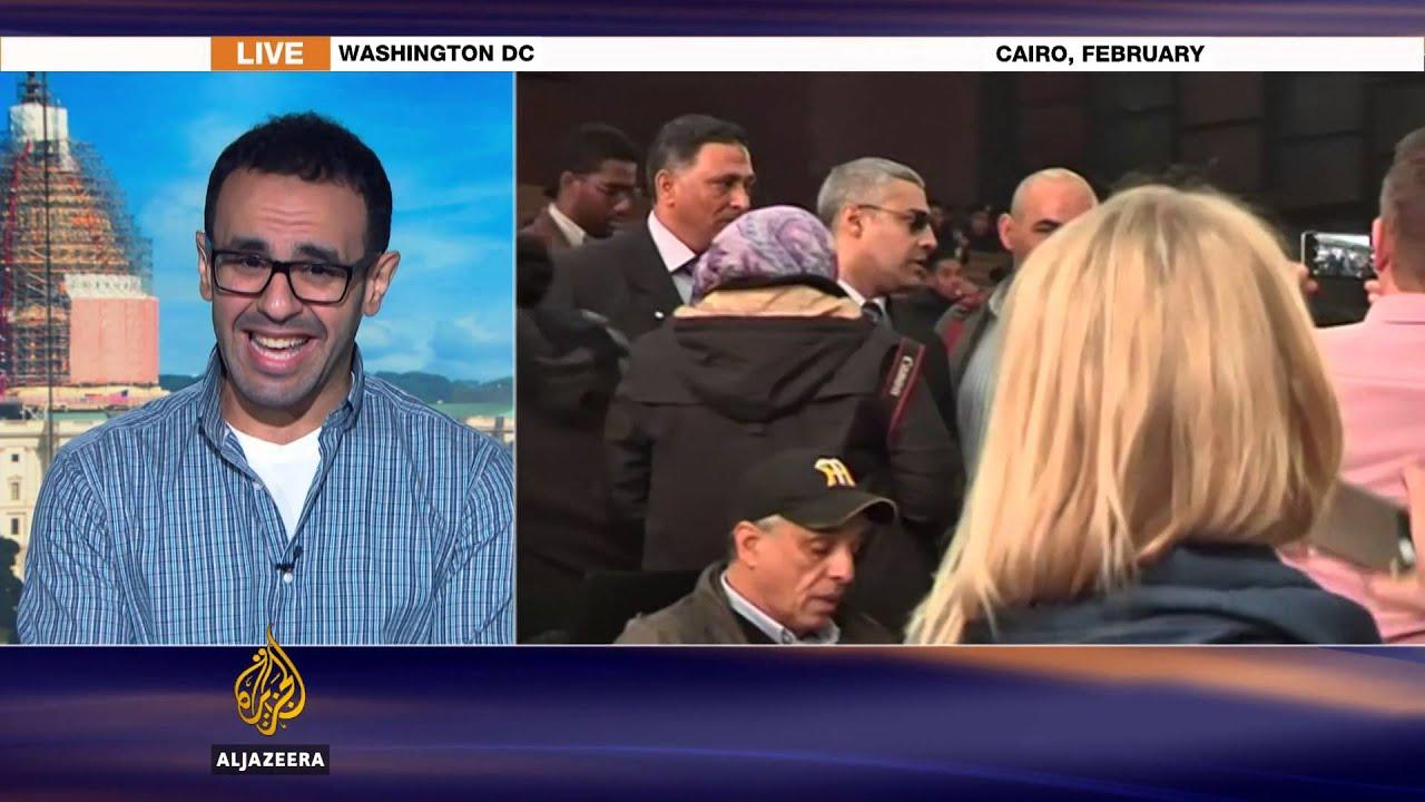 Mohamed Soltan: Al Jazeera verdicts 'send dangerous message'