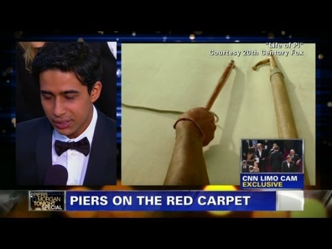 'Life of Pi' star Suraj Sharma on acting