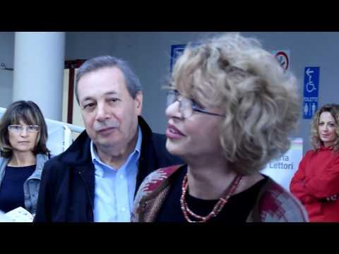 """Enrica Bonaccorti presenta il libro""""L'uomo immobile""""-Rovigo.Fiera delle Parole"""