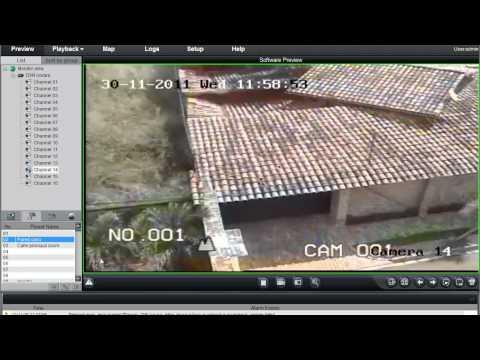 Tutorial de preset para ptz en dvr hikvision