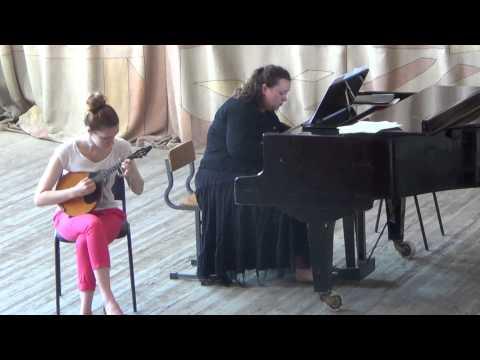 Скарлатти, Доменико - Соната для фортепиано, K 477