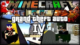 Minecraft   Grand Theft Auto   #4 Movin' On Up