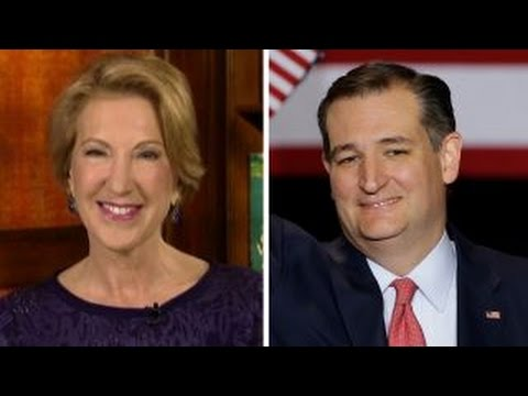 Carly Fiorina: Ted Cruz is a real conservative