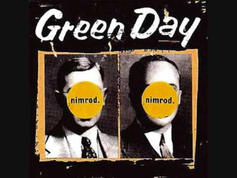 Green Day - Prosthetic Head
