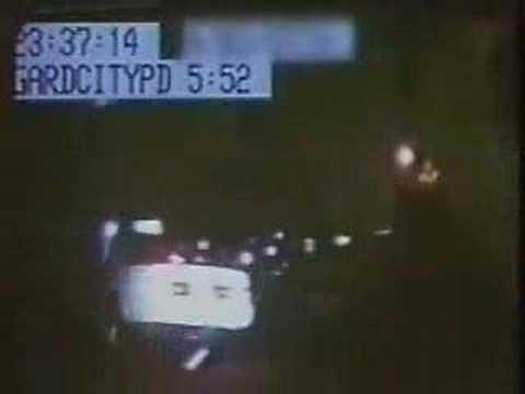 Garden City Police Ghost Car
