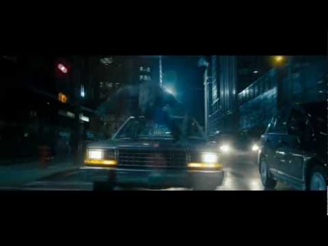 UnderWorld Awakening (SPOILERS) - Car Chase HD/HQ