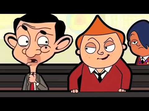 ᴴᴰ Mr Bean Best New Cartoon Collection! ☺  2016 Full Episodes ☺ PART 3