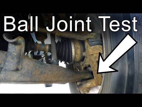 How to Check if a Ball Joint is Bad
