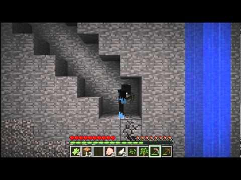 2D Minecraft - Part 1 - Damn Creeper!