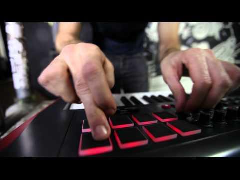 Novation // Impulse: MIDI Controller Keyboard Hot Mix