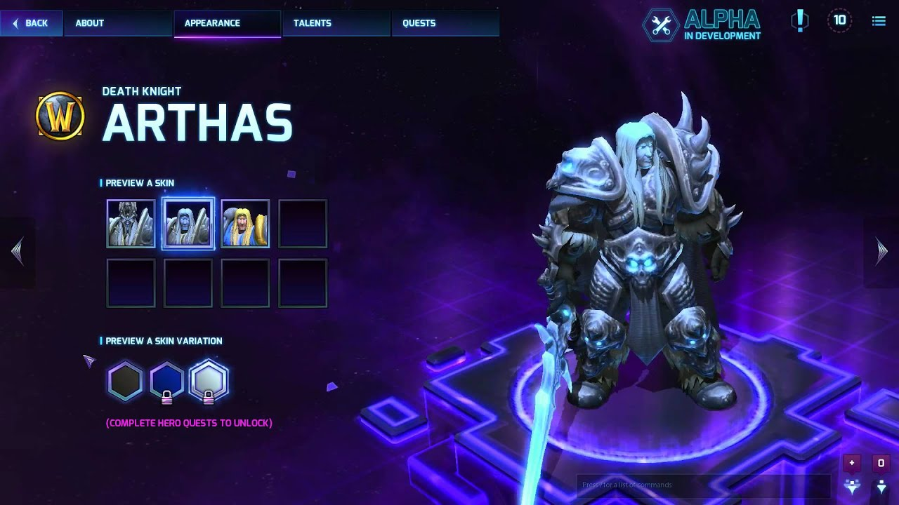 Prince Arthas Wallpaper Heroes of The Storm Arthas