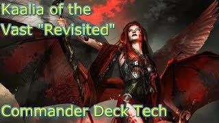 "Kaalia of the Vast ""Revisited"" 