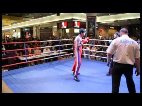 SAVATE (САВАТ) - А.Сидоркин (Россия) vs А.Джумакулыев (Туркменистан)