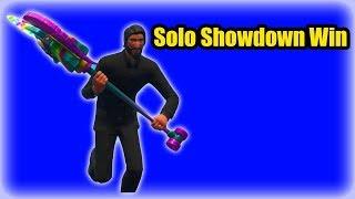Full Solo Showdown Match Against Summit1g - Fortnite