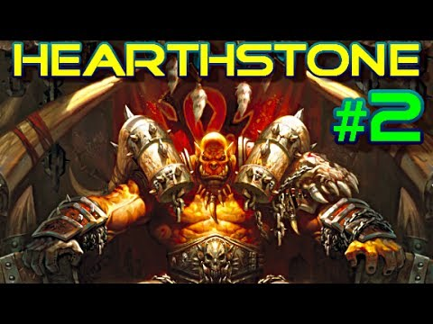 Hearthstone #2 - Win Gratuit - Moments Fun commentaire Français [fr] video