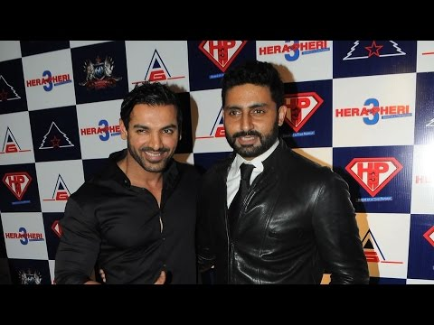 Abhishek Bachchan loves working with John Abraham