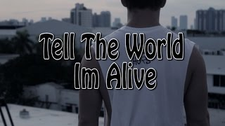 Caleb Iuliano - Tell The World Im Alive - Rilla Hops - Parkour | Freerunning