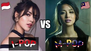 I-POP (Indonesia) vs M-POP (Malaysia)   Which your favorite?