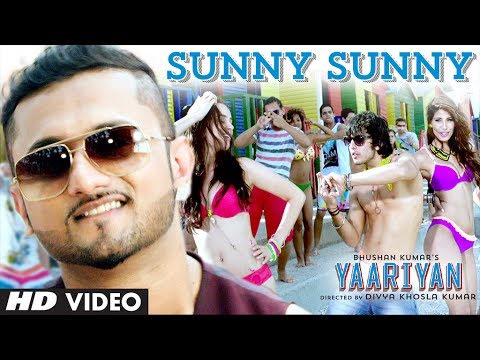 Sunny Sunny Yaariyan  Feat.yo Yo Honey Singh Video Song   Himansh Kohli, Rakul Preet