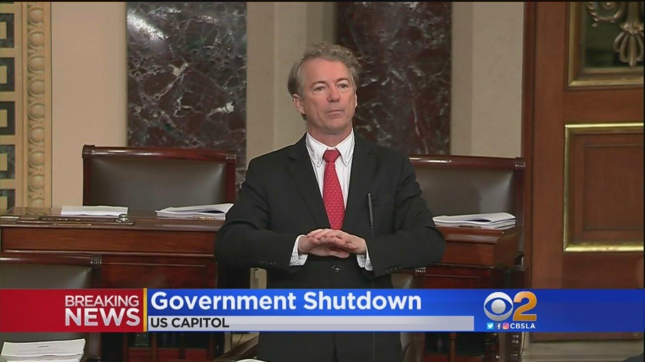 Congress Moves Toward Ending Brief Government Shutdown